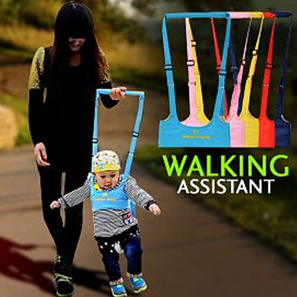 Learning Walking Assistant Safety Harness Leash Backpack For Kids