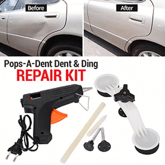 Pops-a-Dent Car Dent Remover Repairs Car dents 0106
