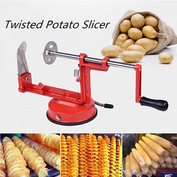 Selecto Spiral Potato Slicer As Seen on TV