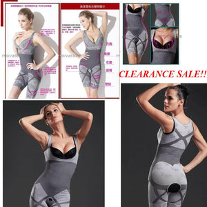 Laney Kelly Bamboo Charcoal Slimming Suit 2 IN 1 (0012)