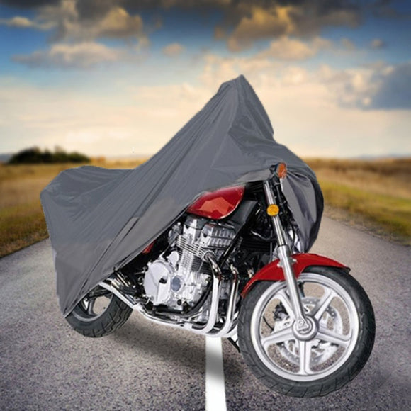 Waterproof Motorbike Cover for 70cc & 125cc Bikes (0051)