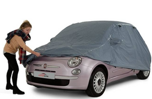 Waterproof & Dustproof Car Cover for Small Cars (004)