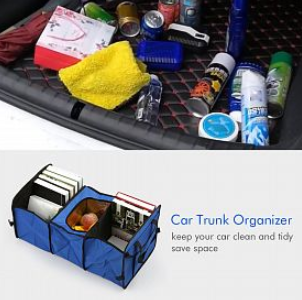 1 Trunk Organizer & Cooler