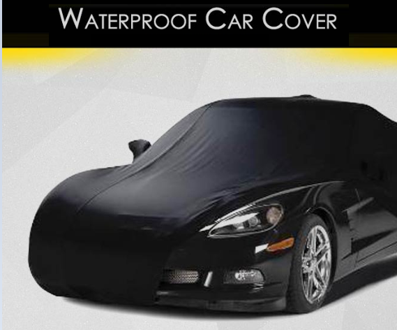 Water & Dust Proof Car Cover for Big Cars