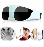 New Health Care Tens Therapy Eye Massager Sunglasses
