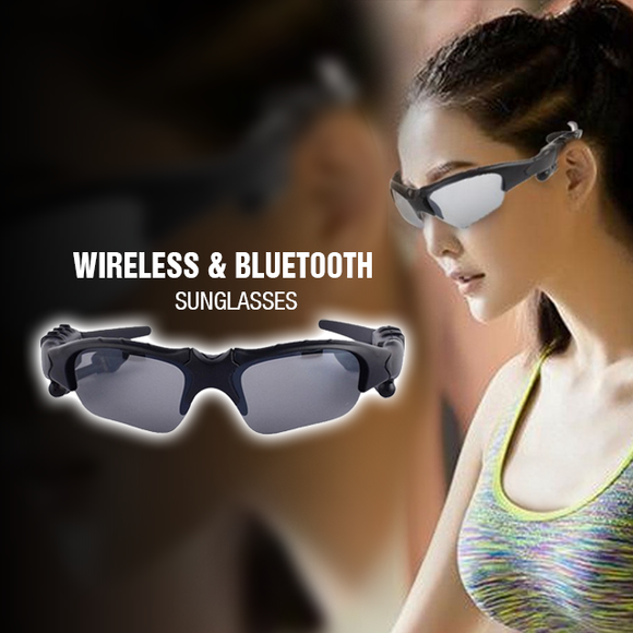 Headphone Bluetooth Wireless Sunglasses