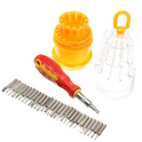 31 in 1 Pocket Precision Screwdriver Set