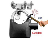 High Quality Anti Theft Motion Sensor Alarm Lock, 110 dba
