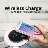 Fantasy Wireless Charger For All Qi Certified Devices, Black