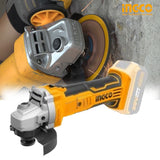 CATLI1001 Lithium-Ion angle grinder (include battery )
