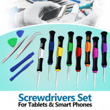 Versatile Screwdrivers Set 2811