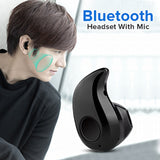 Spark S530 Mini Bluetooth Headset With Mic, Black