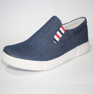 Blue Lifestyle Sneaker Shoes For Men