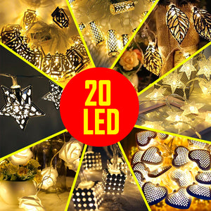 20 led fairy lights Random Designs - 2