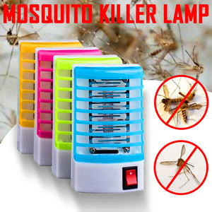 Pack of 2 Mosquito Killer Lamp for Rodents, Roaches, Bugs, Ants & Spiders (009)