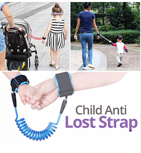 Baby Child Anti Lost Wrist Strap