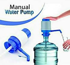 Manual Water Pump with Water Switch Big Size (030)