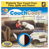 COUCH COAT: Protects Your Couch From Pets, Spills, & Stains