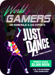 Pase Torneo Regional de Just Dance - World Of Gamers
