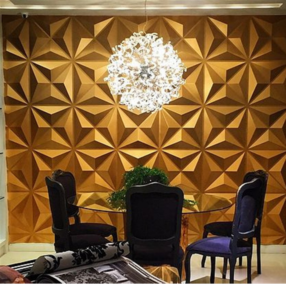 ELEGANT 3D WALL PANEL SET