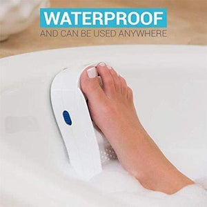 massivedreamers Automatic Waterproof Foot Exfoliator