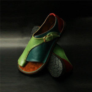 massivedreamers Green / US 5.5 Comfy shoes