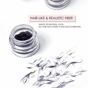 Rapture Unlimited 3D Eyebrows Extension Fiber Gel