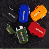 Rapture Unlimited ALL COLORS【$15/PC】 ABS USB Charging Silent Lighter Waterproof & Windproof Outdoor Explorer