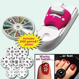 Rapture Unlimited All-In-One Nail Art Machine