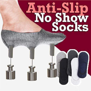 Rapture Unlimited Anti-Slip Low Cut Socks (Set of 5 Pairs)