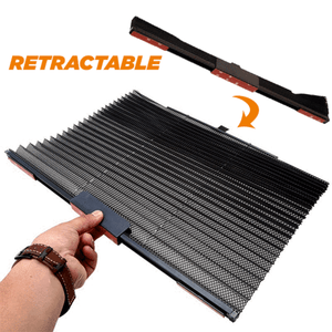 Rapture Unlimited Auto Retractable Car Window Curtain