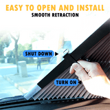 Rapture Unlimited Car Retractable Curtain With UV Protection
