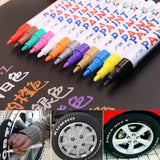 Rapture Unlimited Car Tire Paint Pen