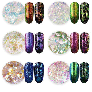 Rapture Unlimited Chameleon Nail Flakes