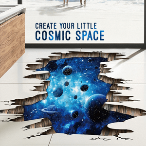 Rapture Unlimited MILKY WAY 3D Galaxy Home Sticker
