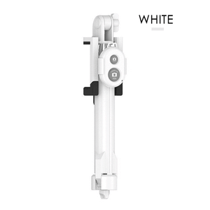 Rapture Unlimited WHITE 4 In 1 Mini Selfie Stick with Remote