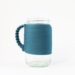 Khordz Handmade Reusable Drinkware - Teal