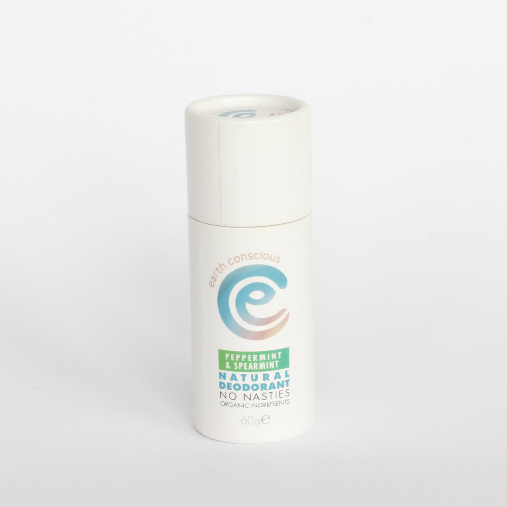 Earth Conscious Natural Deodorant Stick - Various Scents