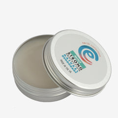 Earth Conscious Natural Deodorant Tin – Lavender & Tea Tree