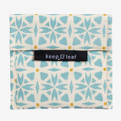 Reusable Snack Bag in Geo - Keep Leaf