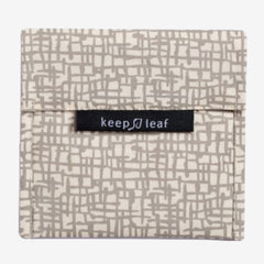 Reusable Snack Bag in Mesh - Keep Leaf