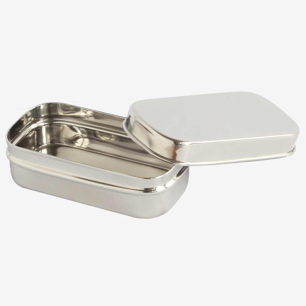 Stainless Steel Mini Snack Container