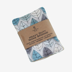 Organic, Zero Waste Heavy Duty Washing Up Sponge – Various Patterns