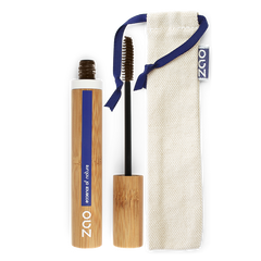 Zao Refillable Aloe Vera Mascara - Black