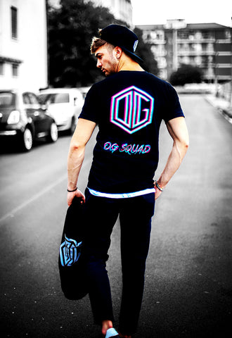 OG Squad Logo T-Shirt in Black