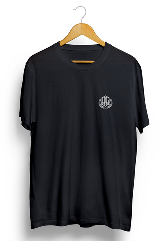 Small Logo T-Shirt in Black