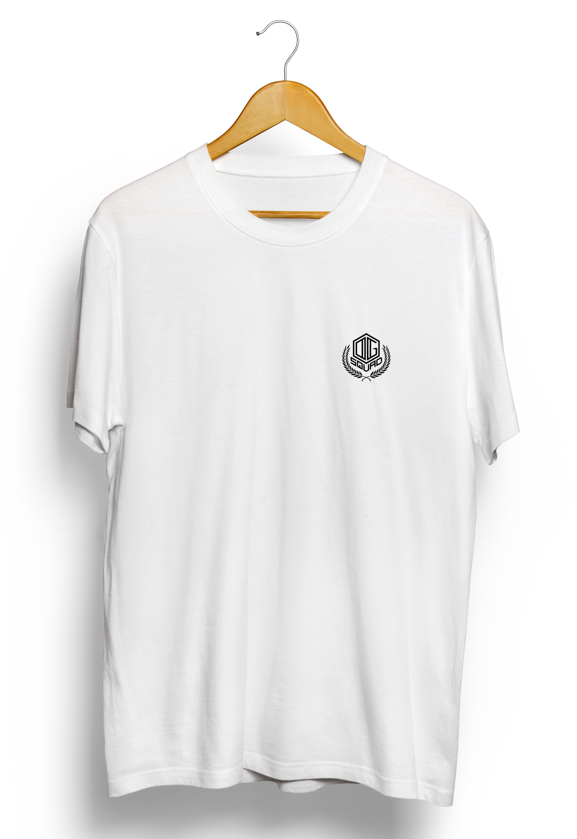 Small Logo T-Shirt in White