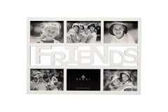 Regal Friends White Multi Frame-sold out