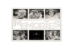 Regal Memories White Multi Frame-sold out