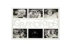 Regal Grandkids White Multi Frame-sold out